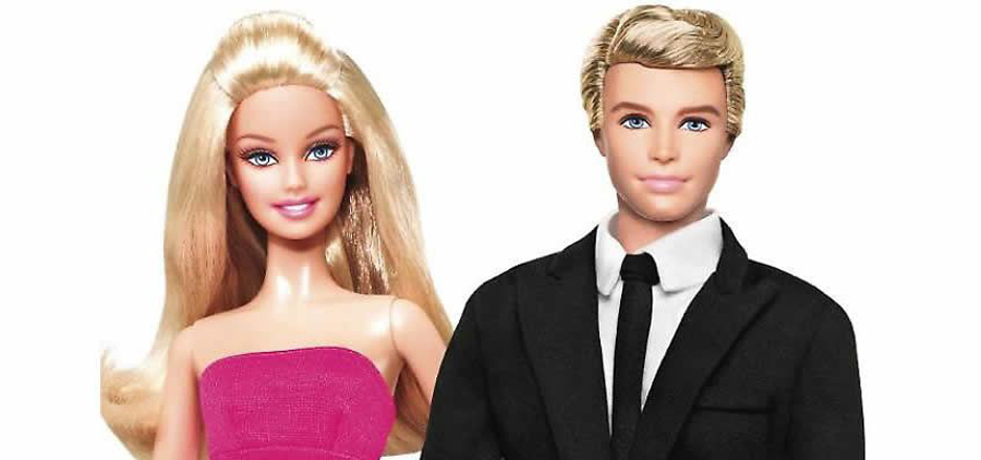 "Allarme ""Sindrome di Barbie & Ken"""